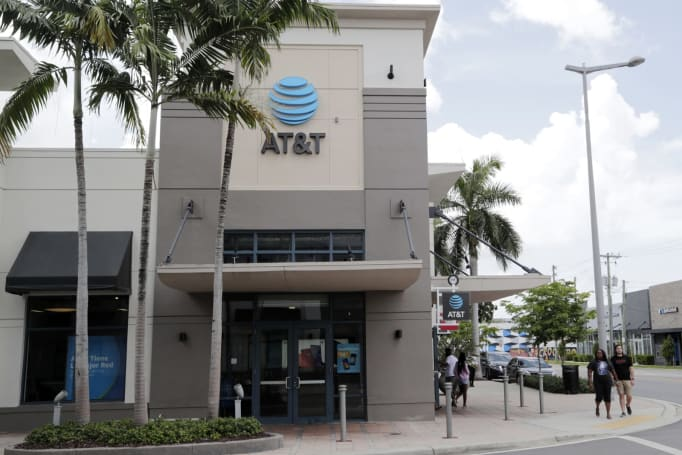 AT&T hikes TV Now prices by as much as $15 per month