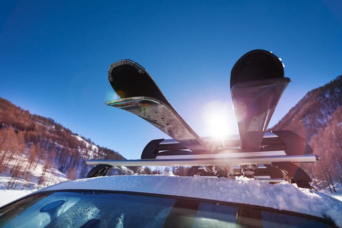 Uber can find a ride to carry your skis in 23 regions