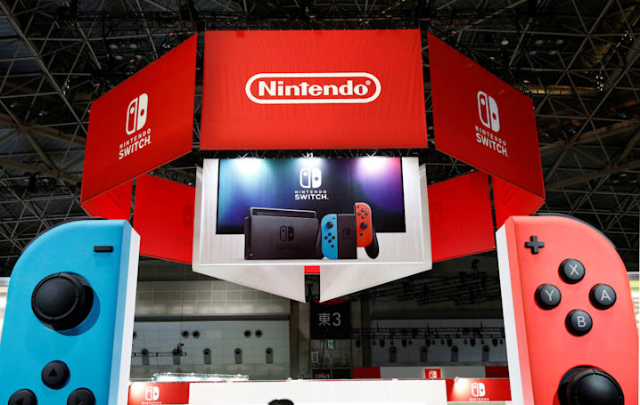 Nintendo has a fix for the Switch's battery bug