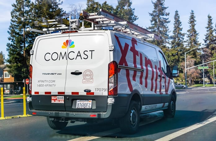 Comcast Xfinity internet customers just got a free speed boost