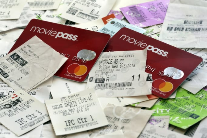 MoviePass is planning to relaunch an unlimited movie plan