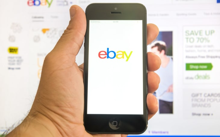 eBay adds Apple Pay as a payment option