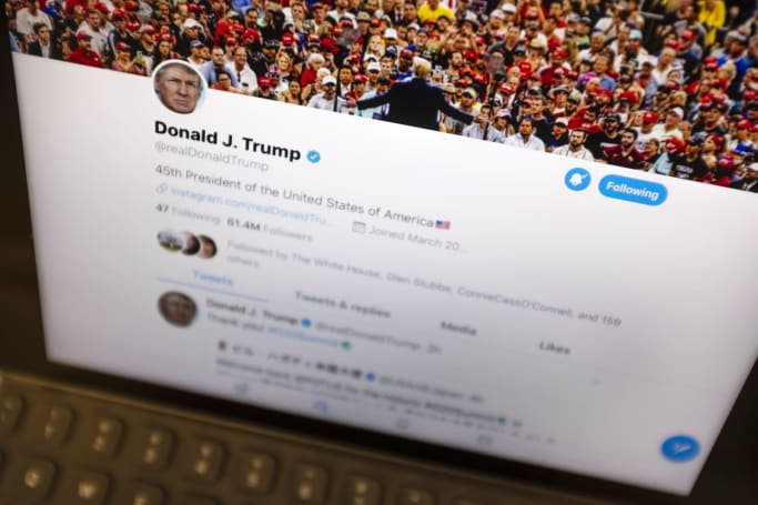 Federal appeals court rules Trump can't ban critics on Twitter