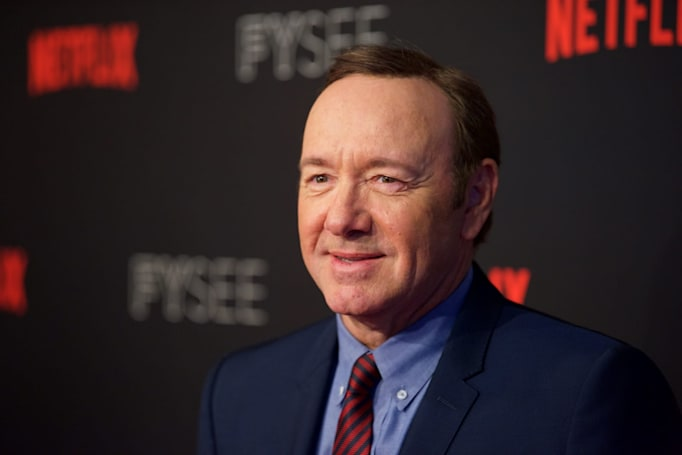 Netflix suspends 'House of Cards' production amid Spacey allegations