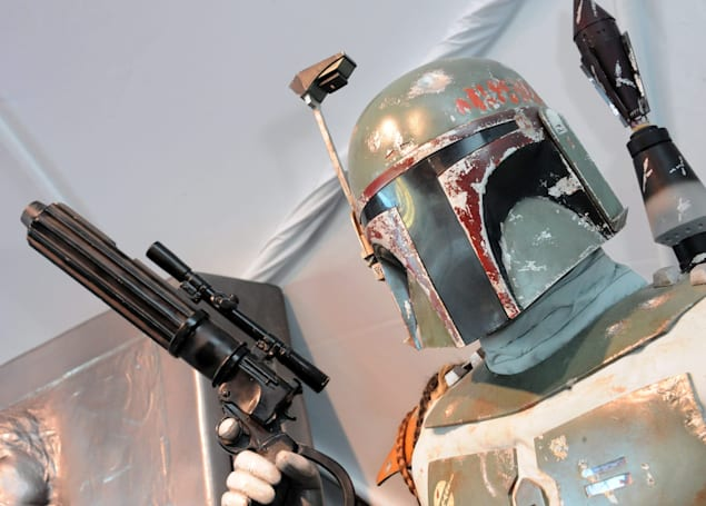 Boba Fett 'Star Wars' movie is in the works