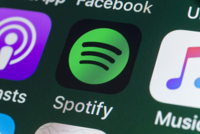 Streaming now accounts for almost half of global music revenue