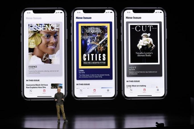 Apple News app kept crashing after iOS 12.2 update