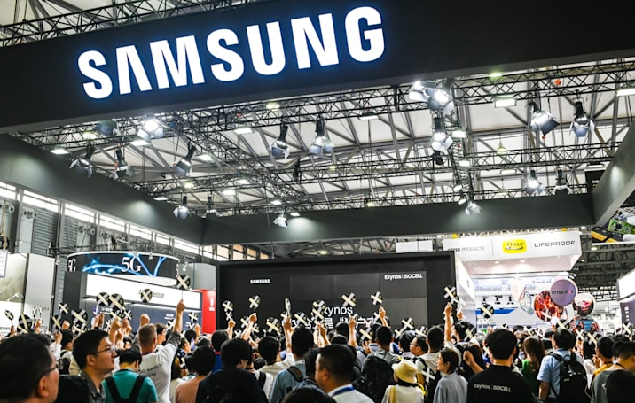 Samsung could be heading for a 50 percent profit drop
