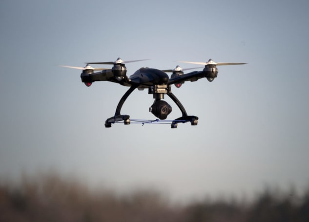 Louisville wants a fleet of drones to survey areas after shootings
