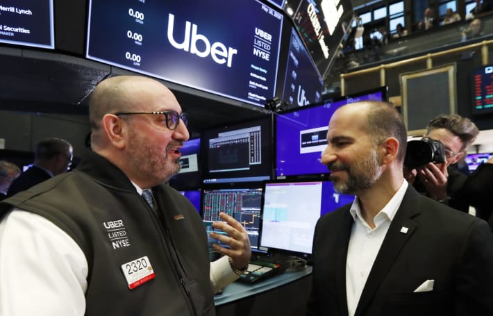 Uber executive reshuffling drops its COO and CMO