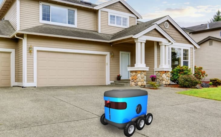 MIT and Ford help delivery robots navigate to your doorstep