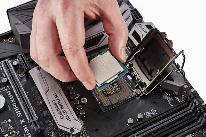 Intel fixes CPU security flaw it said was patched in May