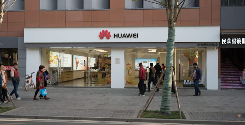 Huawei sues the FCC over subsidy ban on its telecom equipment