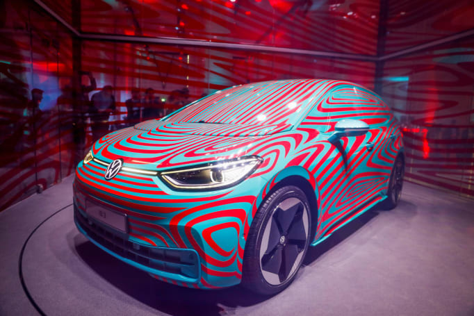 VW will reportedly share its electric car platform with Ford