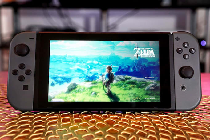Nintendo wants startups to pitch new Switch concepts