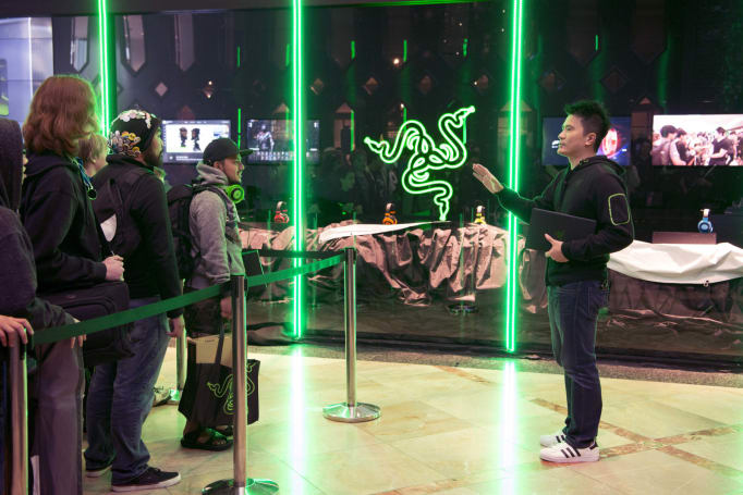 Razer's largest store yet opens in Las Vegas on September 7th