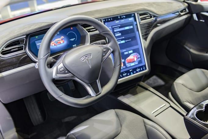 Tesla's dashboard Sketchpad is getting an upgrade