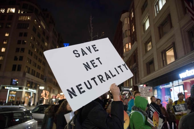 Destroying net neutrality will hurt artists and small businesses the most