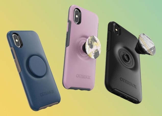 OtterBox partners up for PopSocket case and better screen protectors
