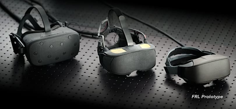 Oculus' latest concept headset has electronic varifocal lenses