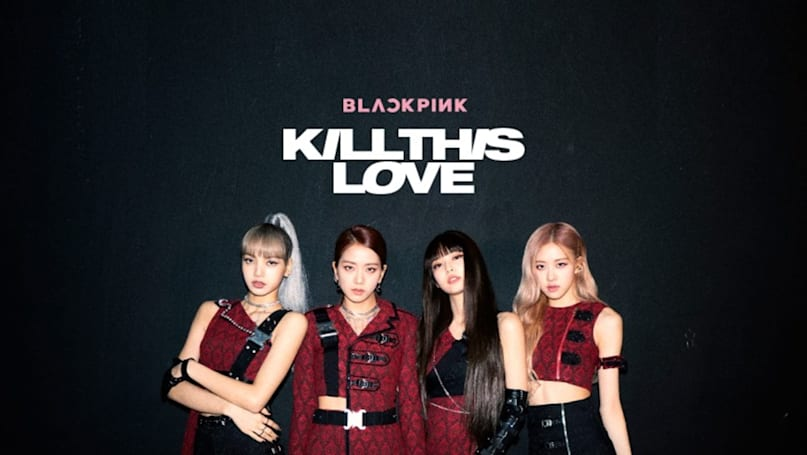 Blackpink's 'Kill This Love' is breaking YouTube records