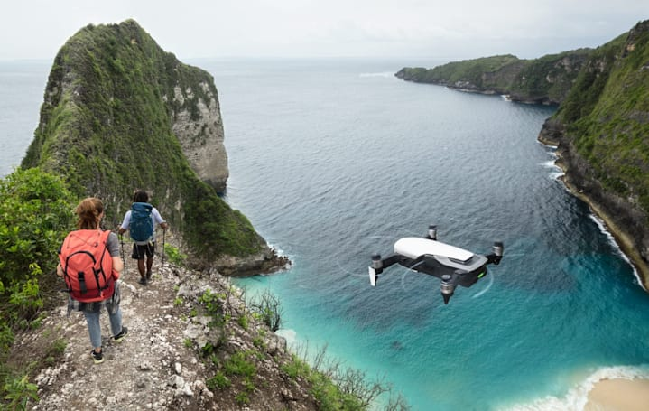 Commercial drones are way more popular than the FAA expected