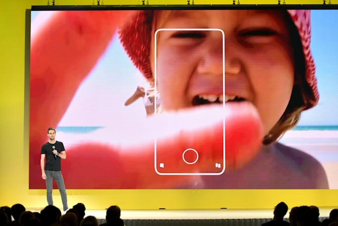 Snapchat can survive, but it can't do it alone