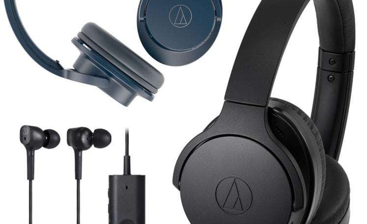 Audio-Technica unveils its best noise-canceling headphones yet