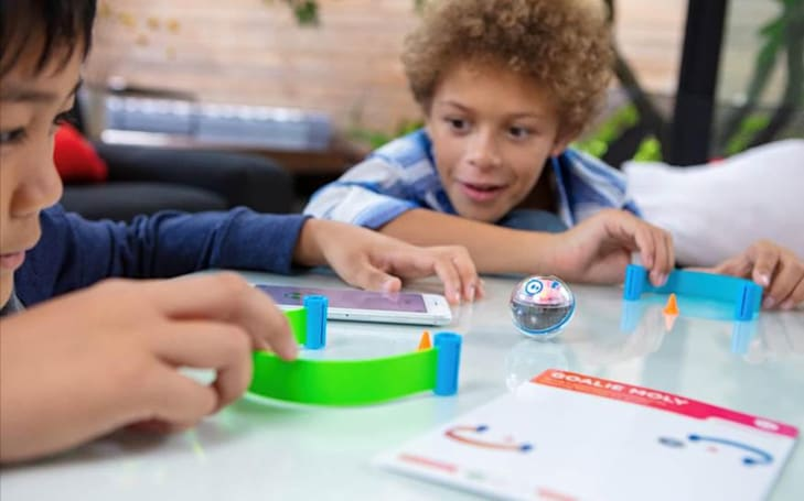 Sphero Mini Activity Kit offers a mini-bot and 15 lessons for $80