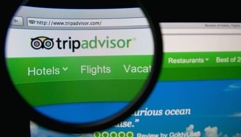 TripAdvisor admits deleting post warning of rape and assault