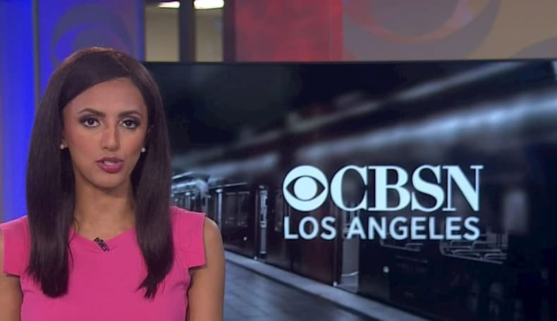 CBS expands its streaming local news service to Los Angeles