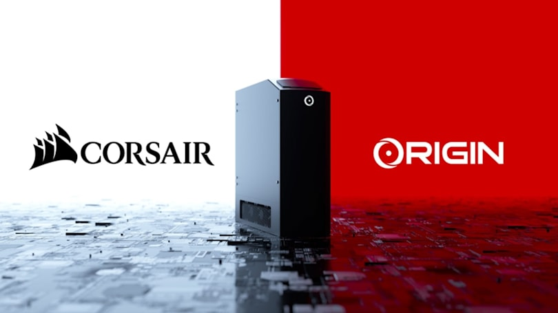 Corsair buys Origin PC to boost its gaming rig efforts