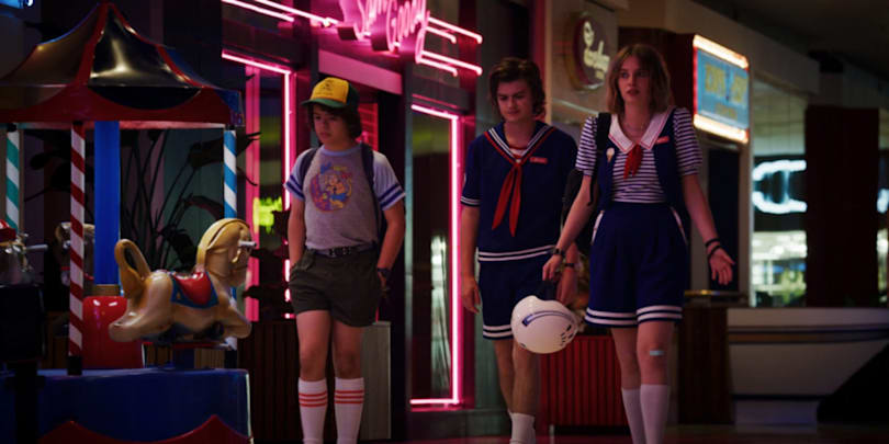 'Stranger Things 3' has been seen by over 40 million Netflix accounts