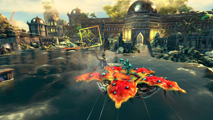 Google announces five Stadia games, including 'Panzer Dragoon: Remake'