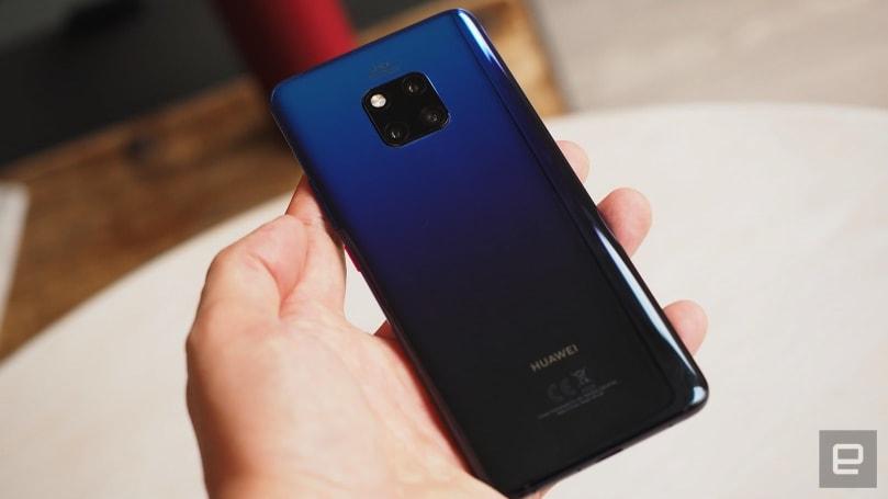 華為 2018 年手機出貨量超過 2 億台