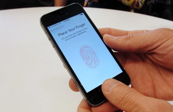 有不法分子利用 App 內偽裝欺騙用戶進行 Touch ID 支付