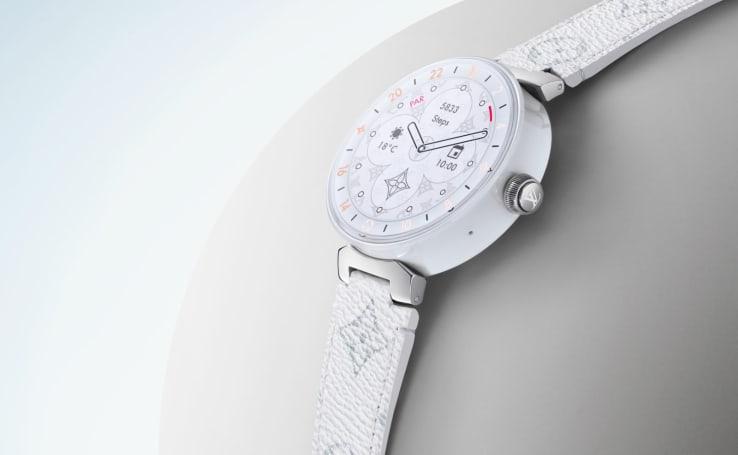 2019 年款路易威登智能手表内外都迎来更新