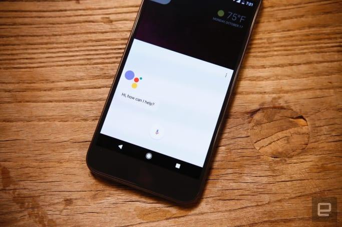 你要求 Google Assistant 記下的清單快將會有文字記錄