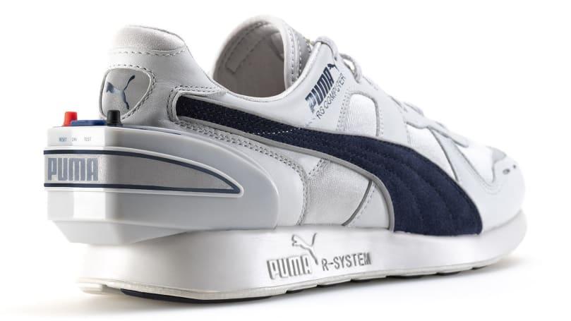 1986 年的 Puma 智能跑鞋换上现代科技重生