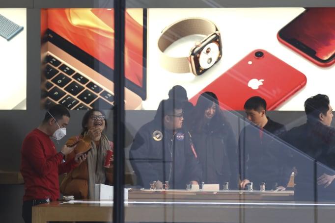 Apple 並不是唯一一間因中國經濟疲弱而受害的手機廠商