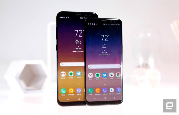 據報 Galaxy S8 和 Note 8 也將獲得新一代介面 One UI