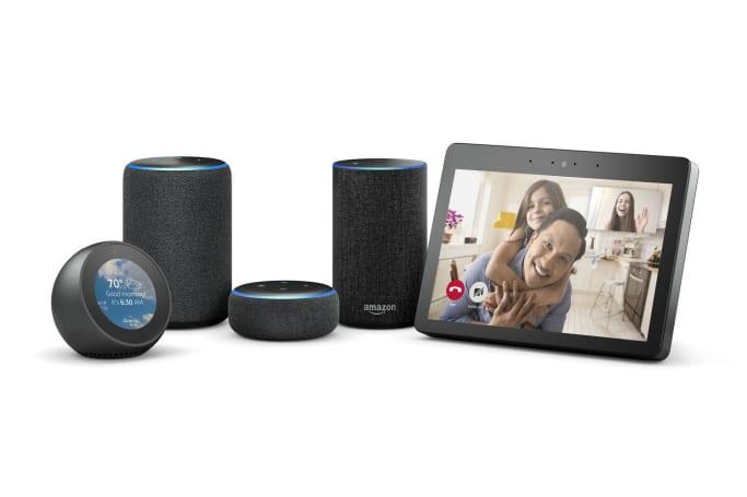 Alexa 現在可以撥打 Skype 電話了