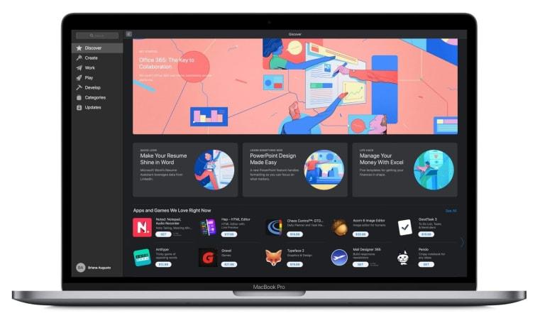 Microsoft Office 終於在 Mac 的 App Store 上正式登場囉