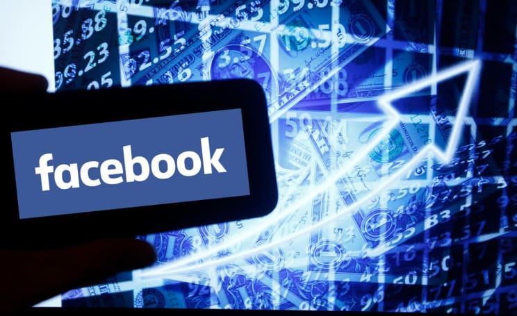 看來醜聞纏身並沒有妨礙 Facebook 繼續賺進大把鈔票