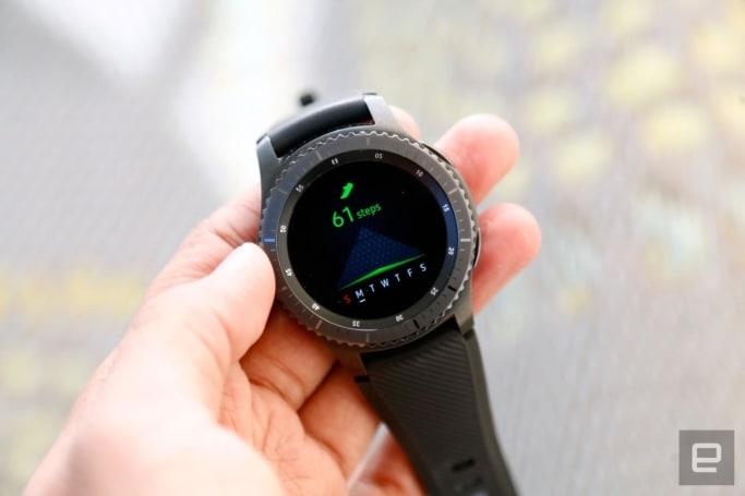 三星为旗下旧款智能手表增添了一些便利的新功能
