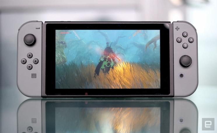 据指任天堂计划推出较小台、较便宜的 Switch