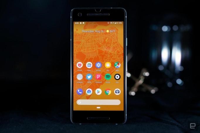 Android Q 或许会加入众所期盼的深色模式和新的桌面模式
