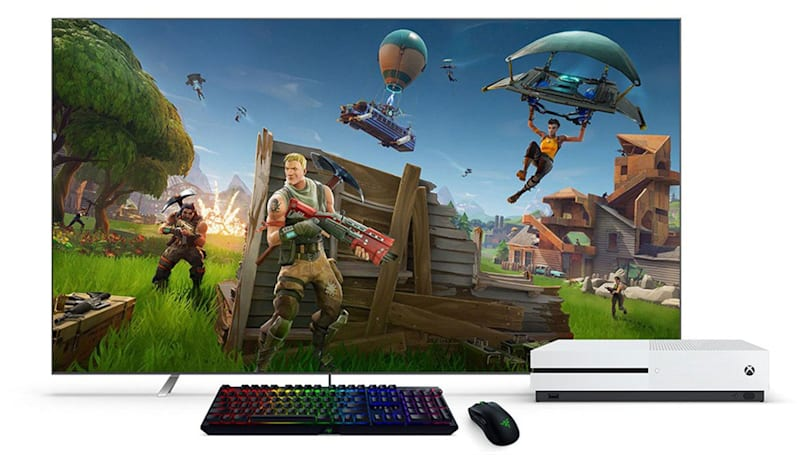 Xbox One 支援鍵盤滑鼠的更新已正式上線
