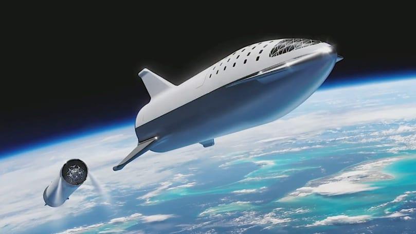 SpaceX 点歪科技树,将把 Falcon 9 的上级火箭升级成「迷你 BFR」