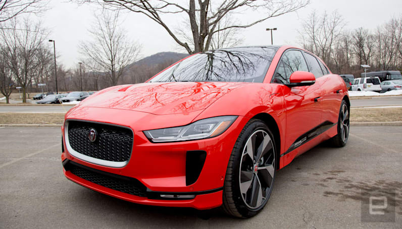 The experience and vision behind the Jaguar I-Pace